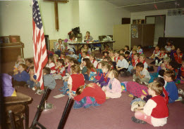 AWANA Club in action! (1990's)