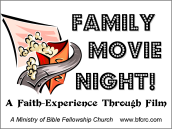 Logo - Family Movie Night