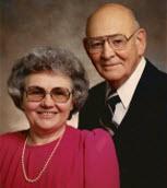 Waldo and June Wiebe