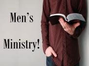 Logo - Men's ministry